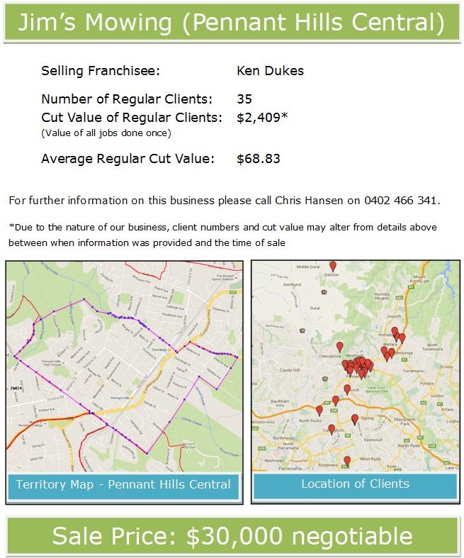 Ken Dukes_Pennant Hills Central Split