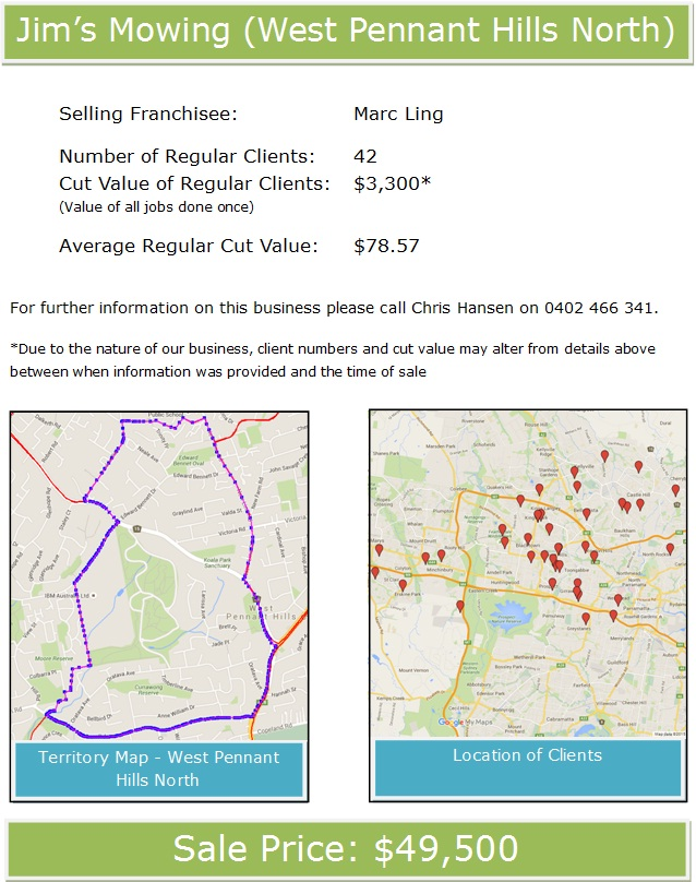 Marc Ling_West Pennant Hills North